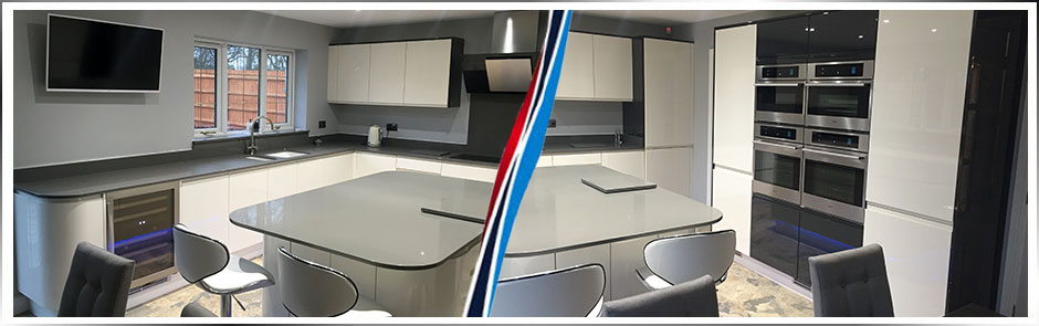 Handleless Kitchen Poole Dorset