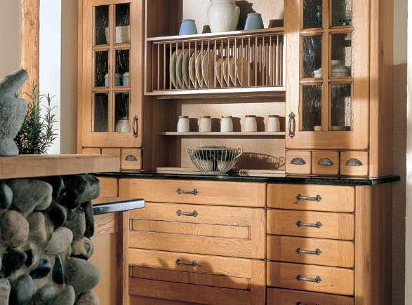 Rustic Croft Kitchen SN Collection