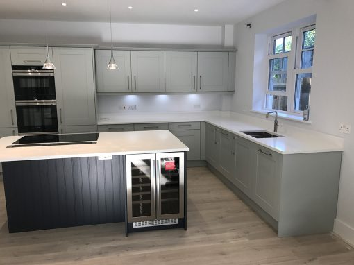 Broadoak Kitchen in Penn Hill, Poole, Dorset