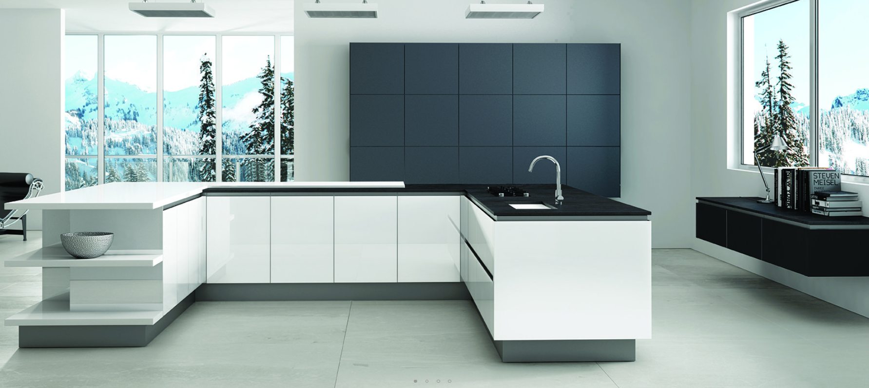 Deseo Kitchens | The Souths leading Deseo retailer | Meridien Interiors