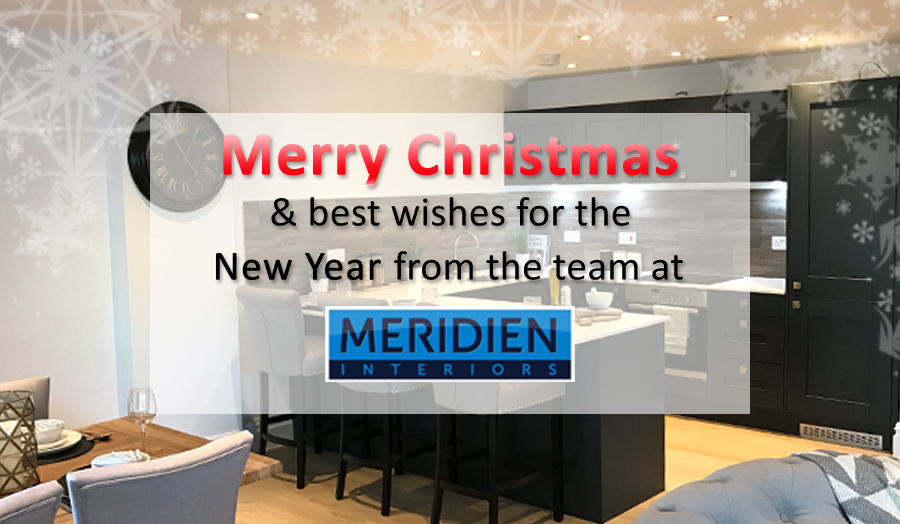 Meridien Interiors 2017 Christmas Shut Down