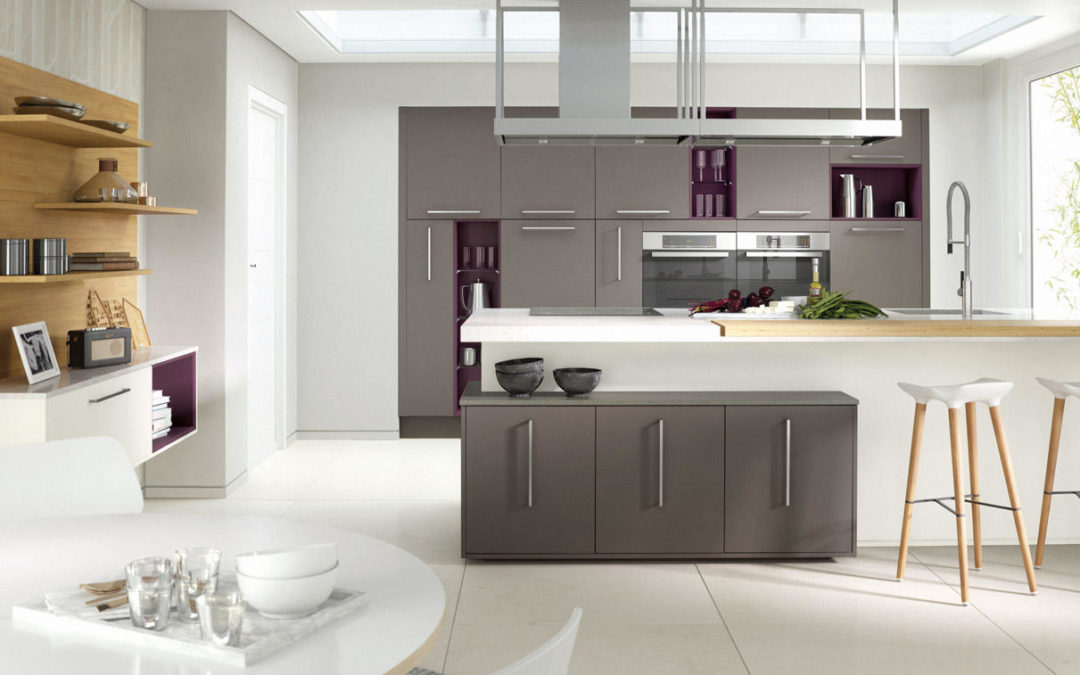 Kitchen Design; Pantone Colour of the Year 2018, Ultra Violet